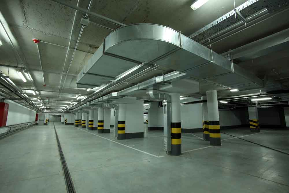 Mantenimiento parkings
